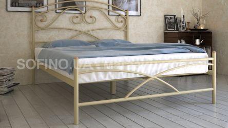 Кровать «Лейла» 120*190 | бежевый