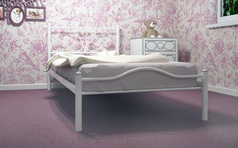 Фото Кровать металлическая «Эрика» - sofino.ua