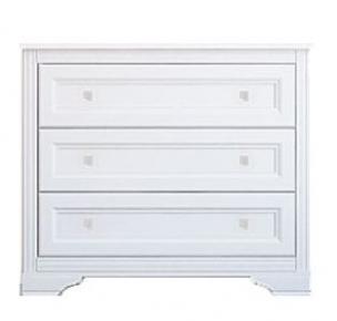 Комод 3s «Клео» Белый