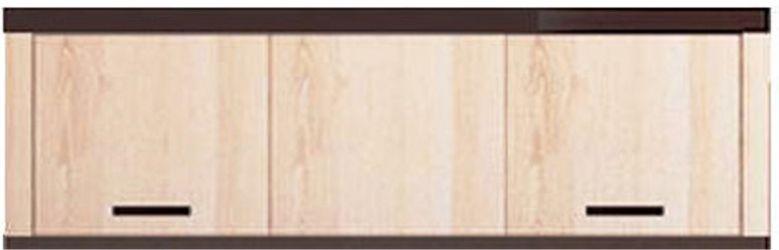 Надставка шкафа 3d «Кармен» Дуб родос | Венге магия