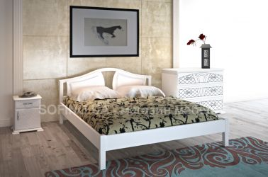 Спальня «Италия» | белый | 140*190