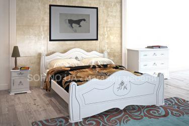 Спальня «Мальва» | белый | 140*190