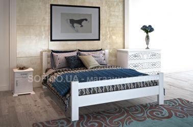 Спальня «Элегант» | белый | 140*190