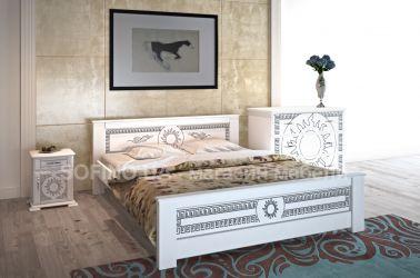 Спальня «Элит» | белый | 140*190