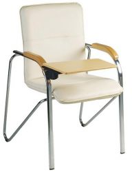 Кресло «SAMBA T wood chrome» ZT (Box-2)