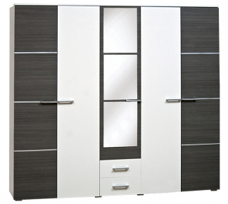 Шкаф 5-д «Круиз» дакар | белый