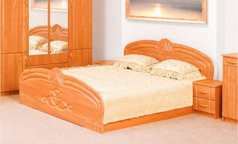 Ліжко двоспальне «Антоніна»