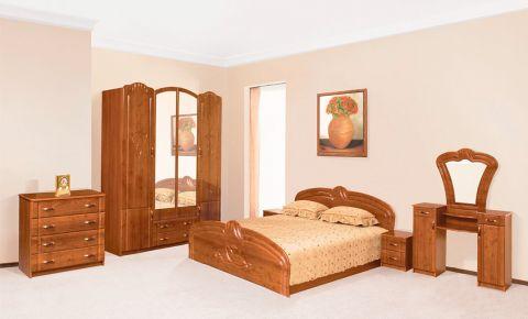 Спальня «Антонина» глянец
