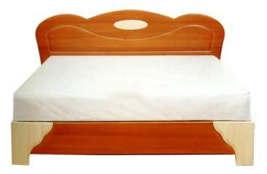 Кровать 140*200 «Лилея» яблоня