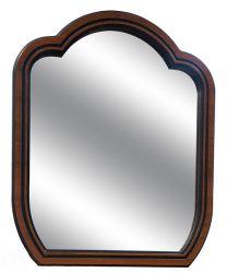 Зеркало «Полина» орех патина