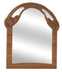 Зеркало «Тина» орех патина