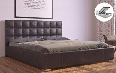 Кровать односпальная «Гера» с механизмом