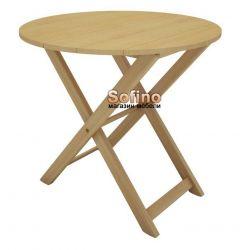Стол «Регина» D 70 | Лак