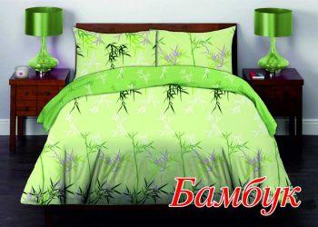 Комплект Бамбук (полуторный) Бязь