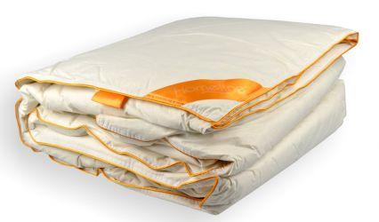 Одеяло пуховое «122404» (90% пух) 155*215