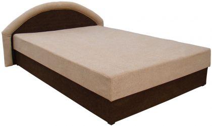 Кровать-подиум «Ривьера» с матрасом | мебельная ткань 140*200