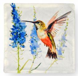 Наволочка декоративная «Колибри»
