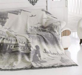 Плед «Aksu Yeditepe Grey» 150*200