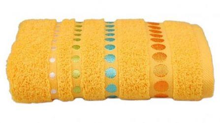 Полотенце махровое 105636 Pretty dots 50*90