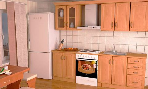 Фото Комплект кухни «Оля» - sofino.ua