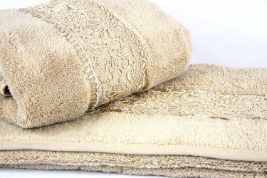 Набор полотенец «Sidelya 1» 50*90 | бежевый