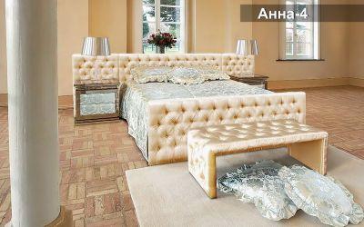 Кровать-подиум «Анна-4» 160*200