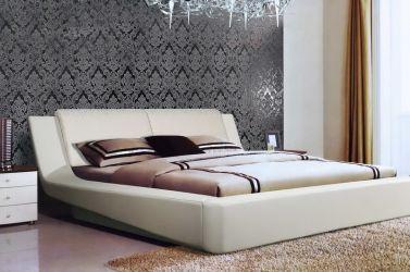 Кровать-подиум «Камила-4» 160*200 с механизмом | без матраса