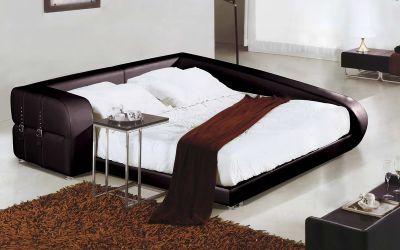 Кровать-подиум «Невада» 160*200 с матрасом и механизмом