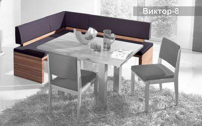 Фото Кухонный уголок «Виктор-8» - sofino.ua