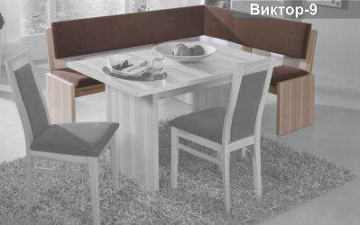 Фото Кухонный уголок «Виктор-9» - sofino.ua
