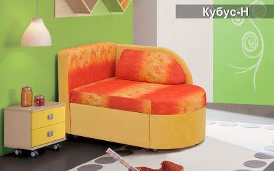 Детский диван-кровать «Кубус-Н» Выкатной