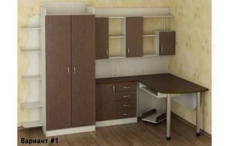 Фото Детская комната «Д15/1» - sofino.ua