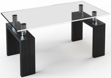 Журнальный стол «JTS 006» 110*63,5 (Прозрачный)