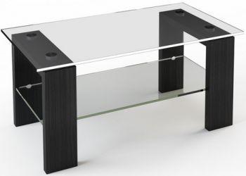 Журнальный стол «JTS 007» 110*63,5 (Прозрачный)