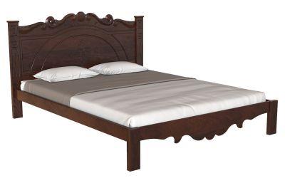 Кровать двуспальная | Л-224 | 160*190 | белый