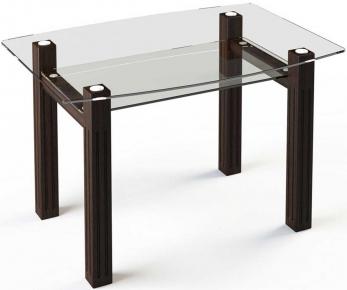 Стол обеденный «SW2» 120*75 (Прозрачный)