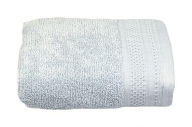 Полотенце махровое 126263 «Microcotton» 50*85 | Голубой