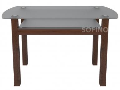 Стол обеденный «SW7» 110*70 (Матирование)
