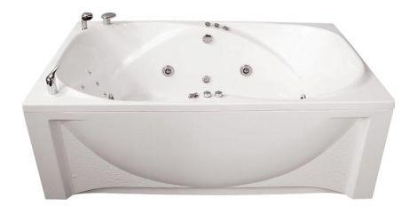 Ванна акриловая «Атлант» 205*120 ТР
