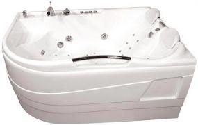 Ванна акриловая «Респект» без гидромассажа 180*130 ТР