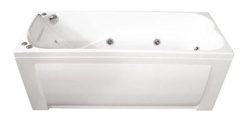 Ванна акриловая «Берта» без гидромассажа 170*70 ТР
