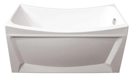 Ванна акриловая «Ирис» без гидромассажа 130*70 ТР