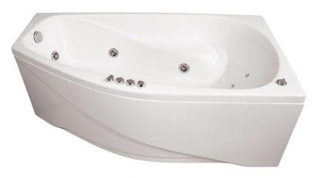 Ванна акриловая «Скарлет» 167*96 ТР