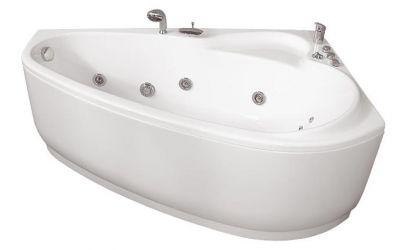 Ванна акриловая «Пеарл-Шелл» без гидромассажа 160*104 ТР