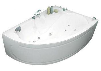 Ванна акриловая «Кайли» 150*100 ТР
