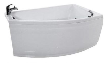 Ванна акриловая «Бэлла» без гидромассажа 140*75 ТР