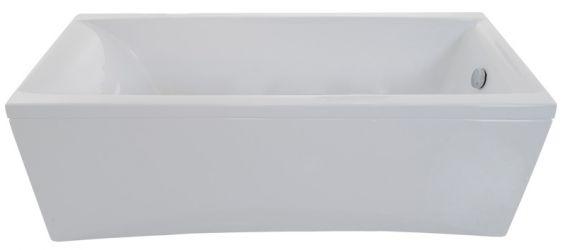 Ванна акриловая «Джена-170» 170*70 ТР