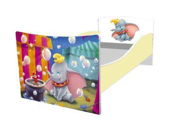 Кровать детская «Kinder-Дамбо» без ящиков 70*140