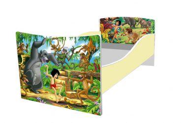 Кровать детская «Kinder-Маугли» без ящиков 70*140