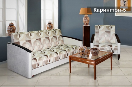 Фото Диван-кровать «Карингтон-5» - sofino.ua